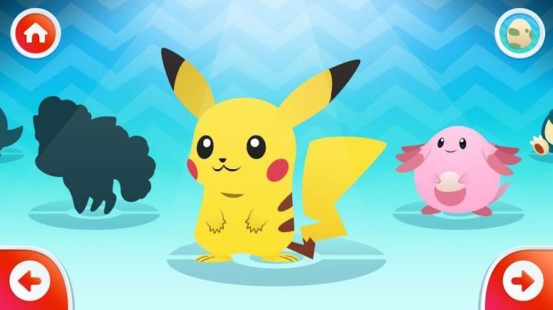 Pokémon Playhouse - Amigos Pokémon
