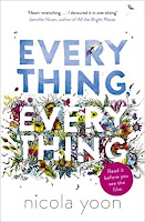 "Portada del libro ""Everything everything"", de Nicola Yoon"