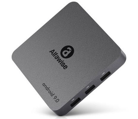 Alfawise A8 NEO: TV Box 4K con Android 9.0 y Miracast