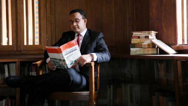 Jakarta Jadi Kota Paling Demokratis Bukti Anies Paham Cara Berdemokrasi