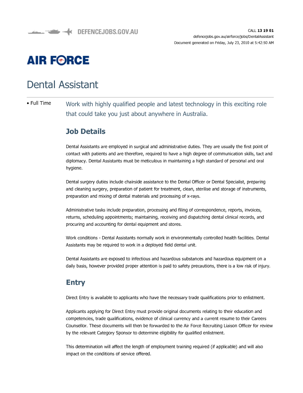 writing resume examples - Air Force Resume Builder