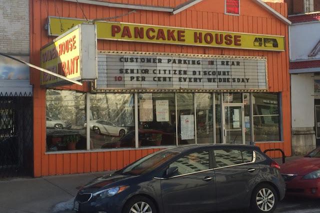 Golden House Restaurant and Pancake House