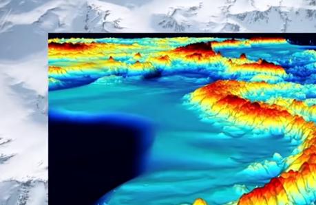 Κάτι περίεργο συμβαίνει στην Ανταρκτική .. Γιατί Το κρύβουν;