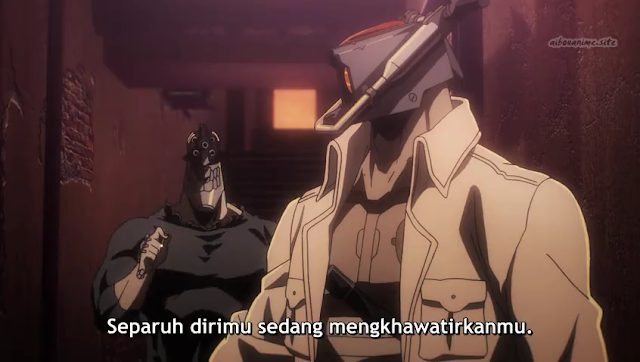 No Guns Life S2 Episode 06 Subtitle Indonesia