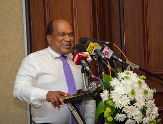 Dr. Amal Harsha De Silva, Deputy Director General, Ministry of Health