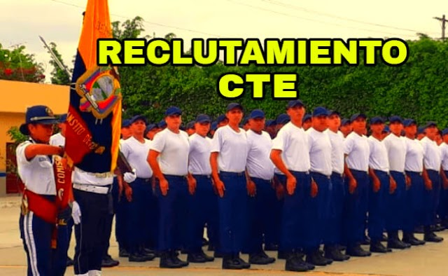 ᐅ Reclutamiento en Linea CTE - REQUISITOS 2021