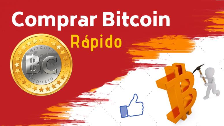 compra de bitcoin rápido