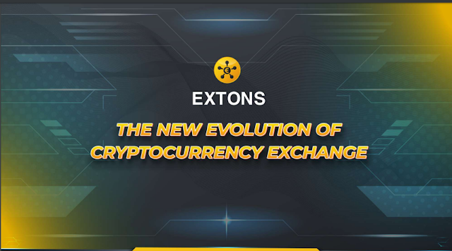 EXTONS EXCHANGE, A TRUSTED AND RELIABLE CRYPTOCURRENCY EXCHANGE PLATFORM   REVIEW