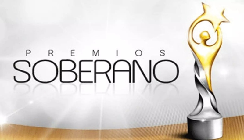 ¡Premios Soberano 2020 ya tiene fecha!