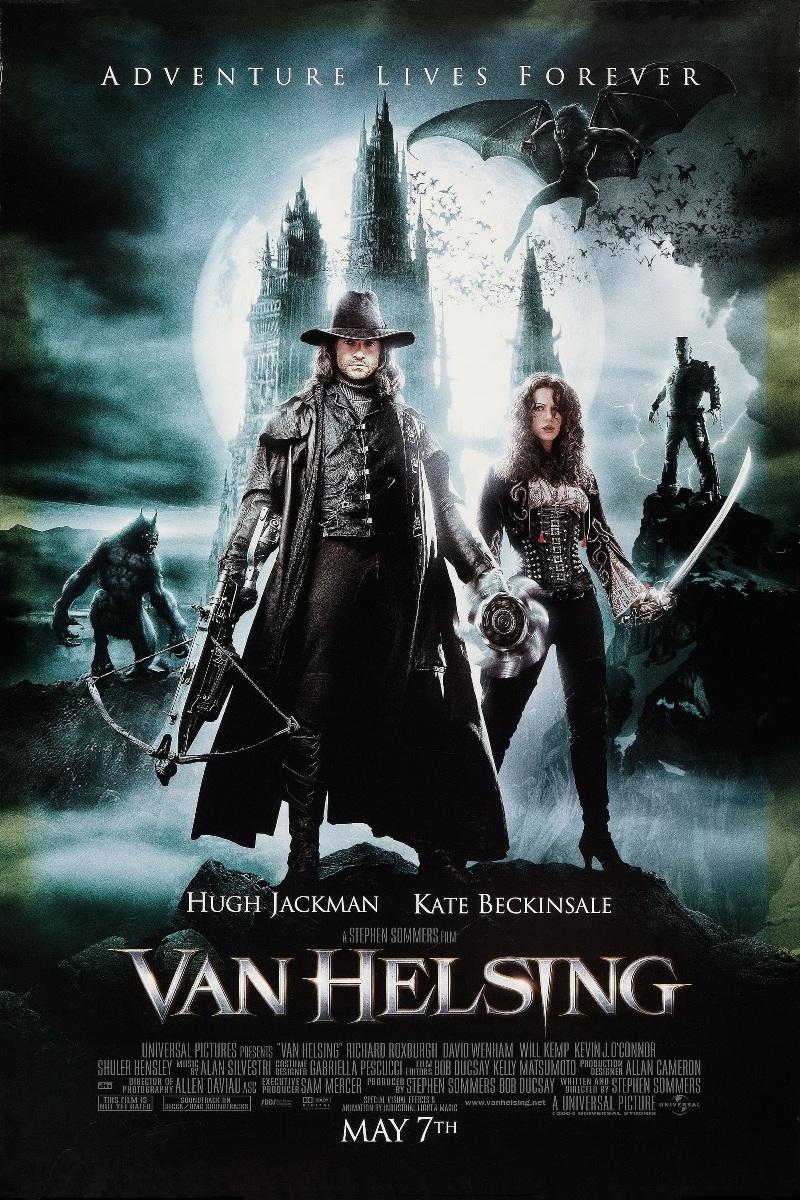 Van Helsing (2004) Hindi Dual Audio BluRay x264