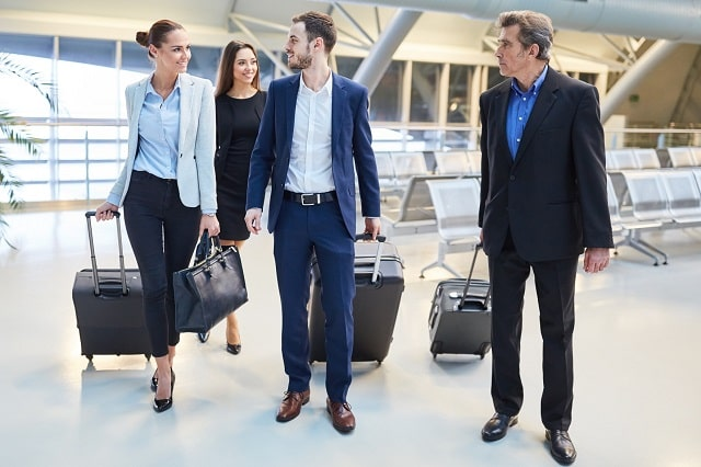 tips traveling for business trip
