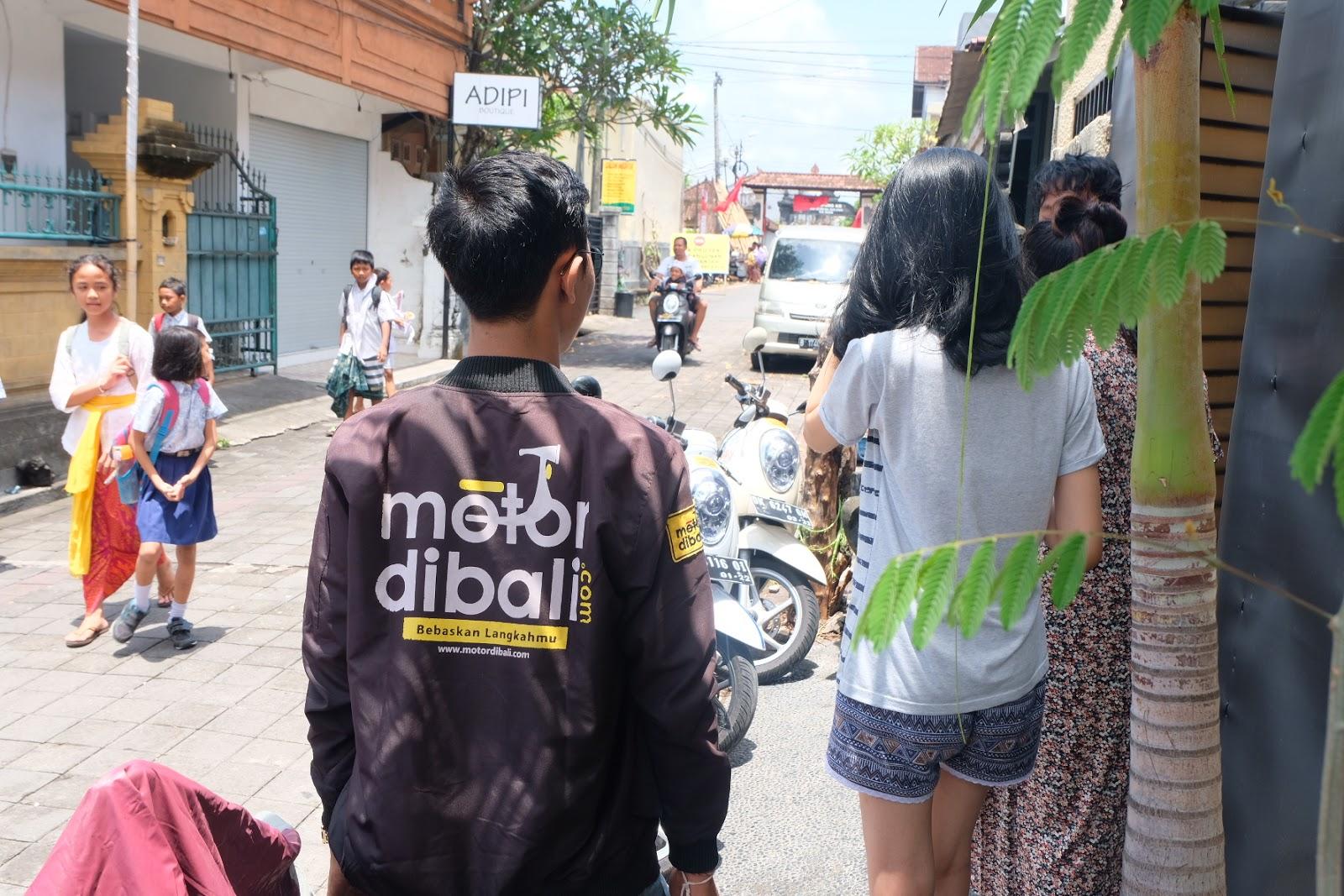 Sewa Motor di Bali 2020 Worth it ? Kelebihan, Harga, Lokasi, Kekurangan