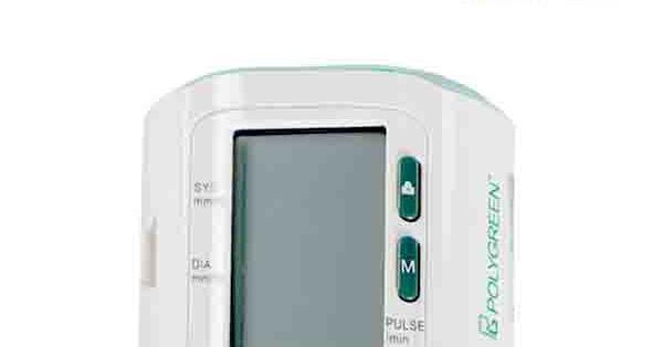 Tensimeter Digital Polygreen KP 6230