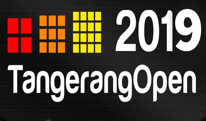 Catat Tanggalnya : Tangerang Open 2019 , Kompetisi Resmi WCA