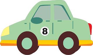 Tutorial Membuat Desain Grafis ( Mobil ) Untuk Anak