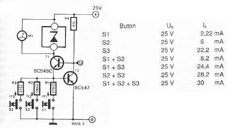 wiring diagram for car: Zener Diode Tester Schematic