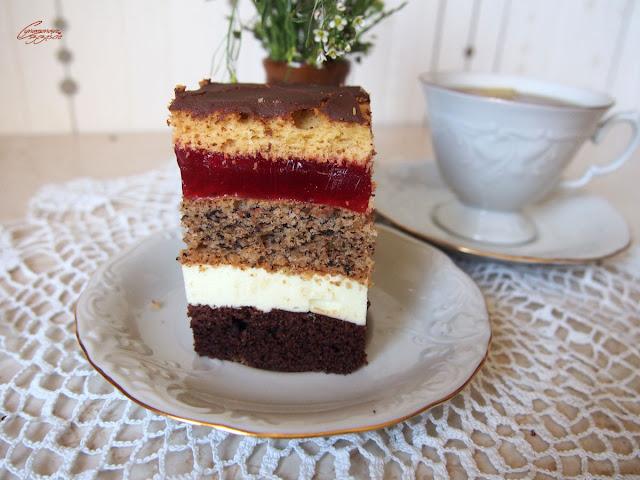 """Ciasto """"Zośka'"""
