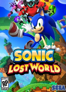 Sonic: Lost World PC [Full] Español [MEGA]