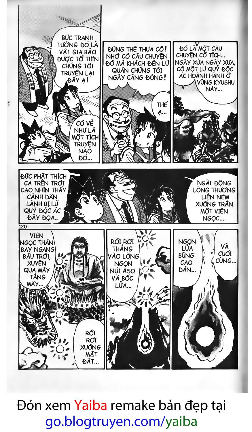 Yaiba chap 76 trang 9