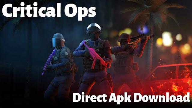 Critical Ops Loading Screen #3