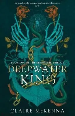 Deepwater King Book by Claire McKenna Pdf