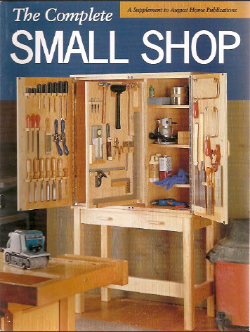 502e39cff5 The Complete Small Shop (Woodworking)