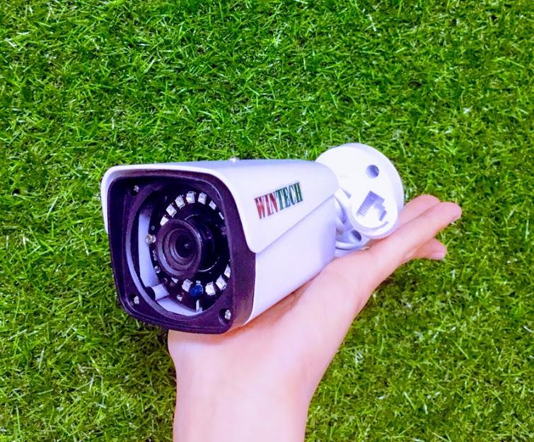 Camera IP WTC-IP208QM độ phân giải 3.0MP
