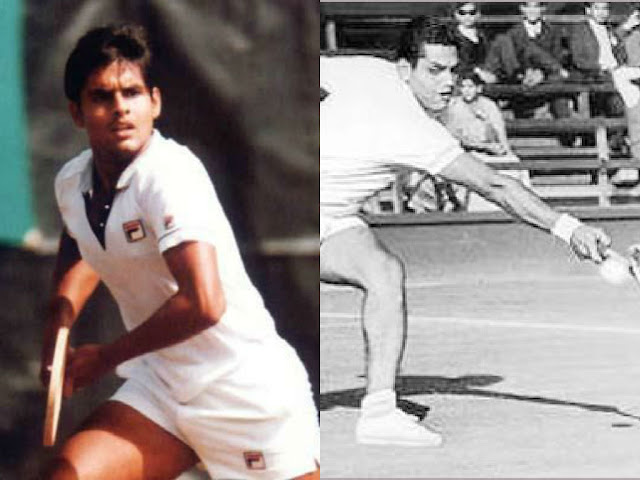 Ramanathan and Ramesh Krishnan (Tennis)