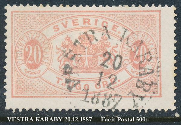 The Scandinavian Stamp Specialist 2011