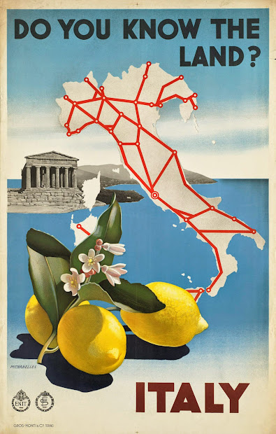Art & Artists Vintage Travel Posters - Part 7