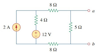 norton theorem electric circuit analysis