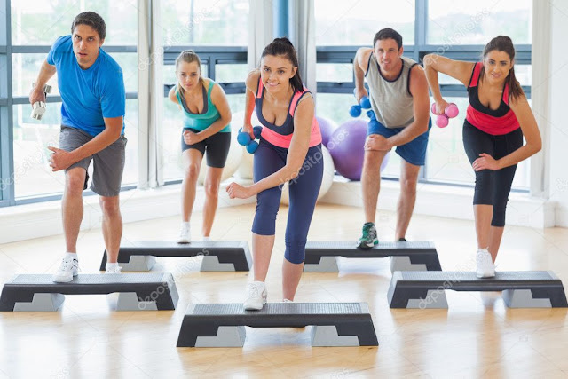 Diferentes tipos de ejercicios aeróbicos