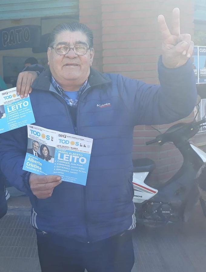 Se necesita 20 dadores de sangre para Carlos Gallardo de la ciudad de Alberdi - Tucuman
