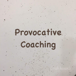 coaching challenge