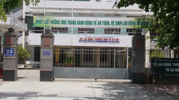 Truy nã đặc biệt nguy hiểm ông Trương Hải Ân nguyên Phó Giám đốc sở LĐ-TB-XH Bình Định