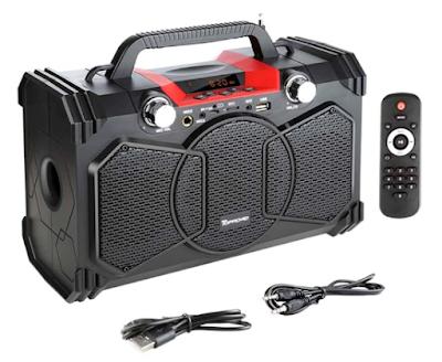 TOPROAD 30W Bluetooth Speaker