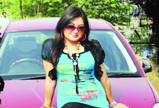 Racy Bangladeshi Actress Husband