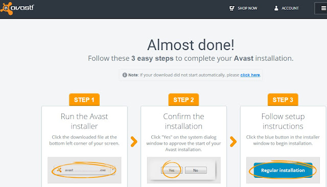 Avast Antivirus Offline Installer Latest Version