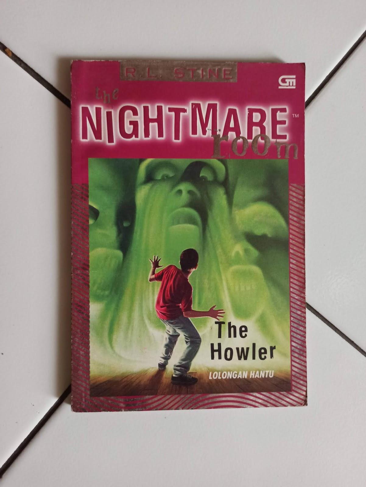 Novel Horor The Nightmare Room