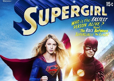 supergirl,the flash