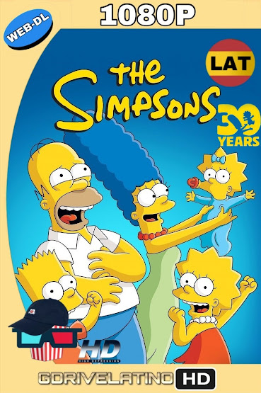 Los Simpson Temporada 30 (04/23) WEB-DL 1080p Latino-Ingles MKV