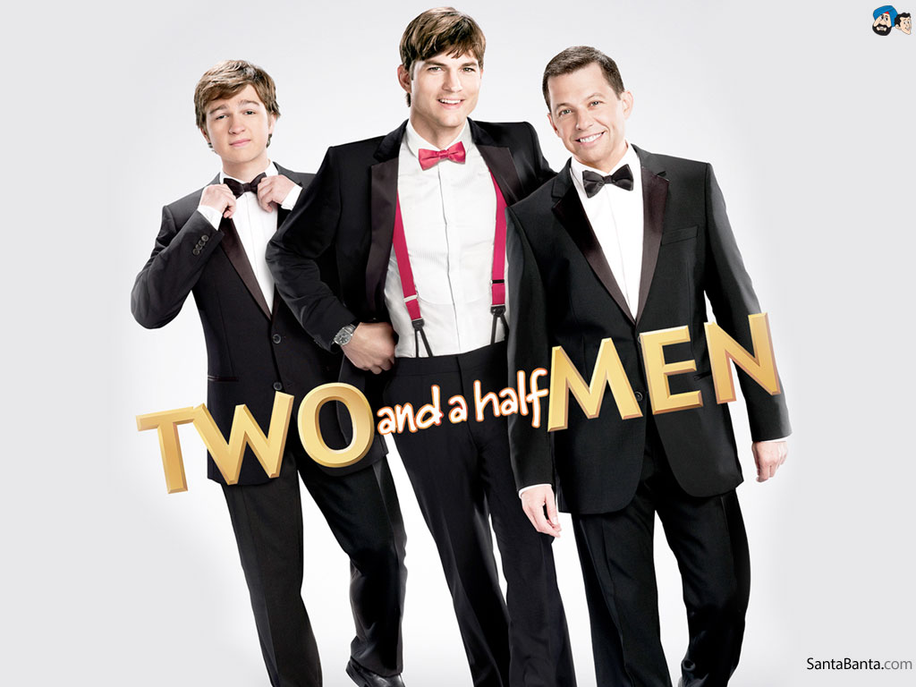 Two and a Half Men (2003– ) ταινιες online seires xrysoi greek subs