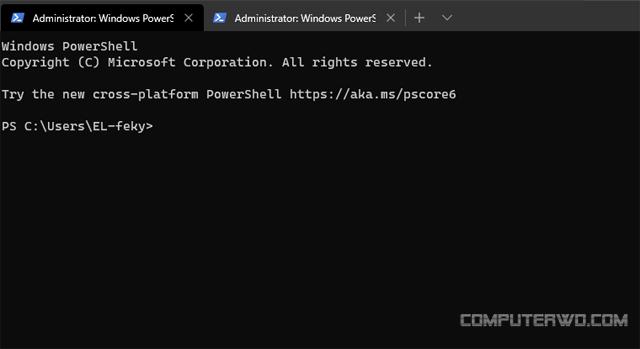 مميزات برنامج Windows Terminal الجديد لويندوز 10 10