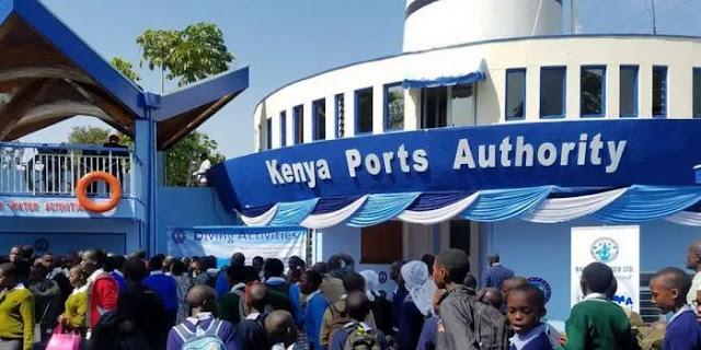 Kenya Ports Authority Mombasa