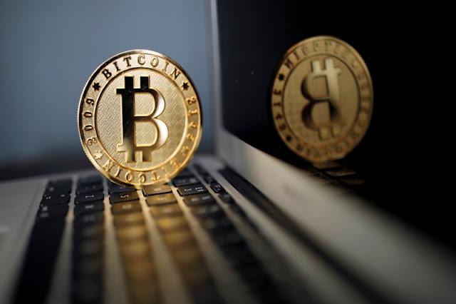 Harga mata uang kripto bitcoin tembus level tertinggi Rp150 juta