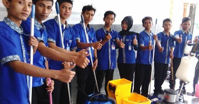Contoh Surat Lamaran Kerja Cleaning Service Ob Di Bank Rumah Sakit Kantor Lowongankerjacareer Com