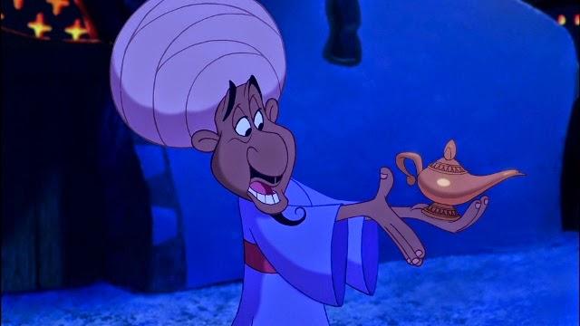 Aladdin Elokuva