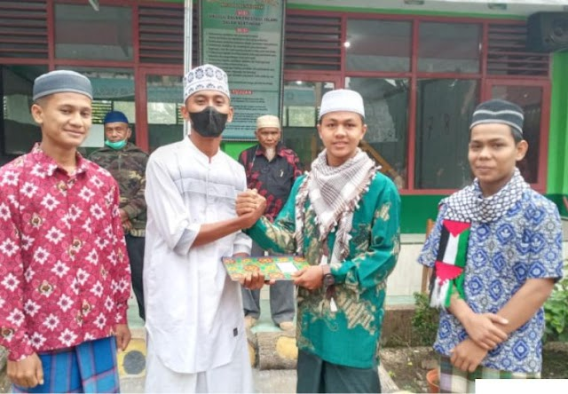 Nurli Putra Terpilih Ketua OSIM Ponpes Maarif As-Saadiayah yang Baru