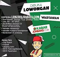 Info Lowongan Kerja Jombang di Kabarjombang.com Juni 2020