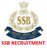 SSB Recruitment 2019 For 150 Constable GD Posts